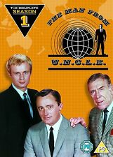 MAN FROM UNCLE SEASON 1 - DVD - REGION 2 UK
