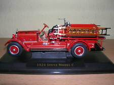 Yatming  1924 Stutz Model Modell C Feuerwehr Fire Fighter 1:43