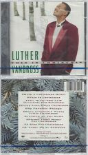 CD--NM-SEALED-LUTHER VANDROSS -1995- -- THIS IS CHRISTMAS