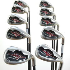 Callaway Golf Big Bertha 4-P,A,S,L Iron Set Graphite Regular Flex 27857A