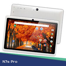 "NeuTab N7s Pro 7"" HD A33 Quad Core Android 5.1 8GB WiFi Dual Camera White Tablet"
