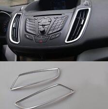 Ford Kuga Chrom Abdeckung für Lüftung Blende TDCI ST