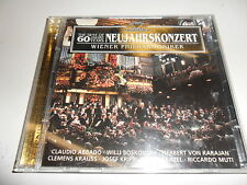 CD  The Best Of 60 Years New Year's Concerts