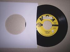 """VG++ Joni James The More I See You/Friendly Star/You'll Never 7"""" 45RPM w/pap slv"""