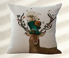deer cushion cover replacement outdoor cushion throw covers