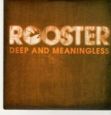 (BC552) Rooster, Deep and Meaningless - 2005 DJ CD