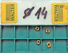 4 Wendeschneidplatten Wendeplatten Walter LCMX06T204-D57, WAP35