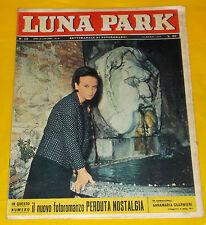LUNA PARK 1964 n. 13 Annamaria Guarnieri, Giovanna Ralli