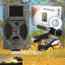 SunTek HC-300A HD 12MP Faune Digital Infrarouge Trail Animal Hunting caméra 940