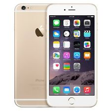 APPLE iPhone 6 PLUS GOLD 16 GB ORIGINALE GRADO AA++ NO GRAFFI  No-Fingerprint
