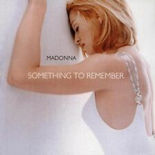 Madonna - Something To Remember   -  new cd   in seal