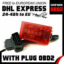 OBD2 Chip Box Tuning BMW 3 5 7 X3 X5 X6 Petrol Benzin Performance OBDII OBD 2