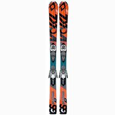 2015 Volkl Racetiger JR 130cm Junior Skis w/ 7.0 3Motion JR Bindings