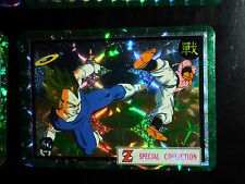 DRAGON BALL Z GT DBZ SPECIAL COLLECTION PART 3 CARDDASS CARD PRISM CARTE 66 NM