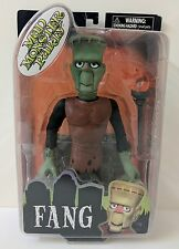 """MAD MONSTER PARTY FANG FRANKIE 7"""" ACTION FIGURE DIAMOND SELECT TOYS FRANKENSTEIN"""