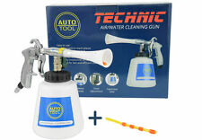 TORNADO EFFECT for Car Upholstery Carpet Air Pulse Cleaning Gun Nozzle FREE