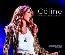 BRAND NEW 2CD/ 1DVD SET // CELINE DION  // 2013: UNE SEULE FOIS/LIVE// SEE PHOTO