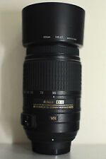 Nikkor Nikon AF-S 55-300mm F4.5-5.6G Super Telephoto Lens
