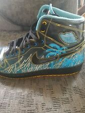 NIKE Air Jordan 1 MR BOOBER Doernbecher size 11.5. SUPER RARE SHOES