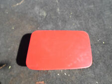mazda 323f 1995-1998 red petrol fuel filling cover flap