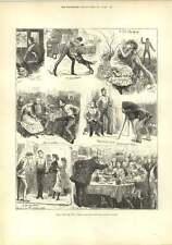 1882 soldados Casa de la guerra constituían Native Village