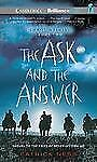 Chaos Walking: The Ask and the Answer 2 by Patrick Ness (2011, CD, Unabridged)