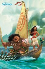 MOANA - MOVIE POSTER - 22x34 - 14271