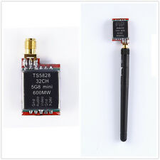 Mini TS5828 5.8GHz 600mW 32CH FPV wireless Audio video AV Transmitter