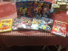 Lot of 10 Pokemon Graphic Novels / Trade Paperback Novels - Comics Pikachu Books