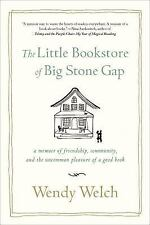 The Little Bookstore of Big Stone Gap: A Memoir of Friendship, Communi-ExLibrary