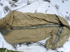 GENUINE US ARMY ISSUE M 1949 M49 DOWN FILLED SLEEPING BAG KOREA VIETNAM WAR