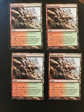 Raging Ravine x4 Mtg Magic The Gathering