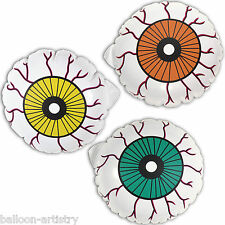 3 Halloween Horror Party Inflatable Monster EYES EYEBALLS Prop Decorations