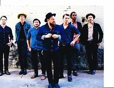 NATHANIEL RATELIFF SIGNED ALL JEAN OUTFITS 8X10