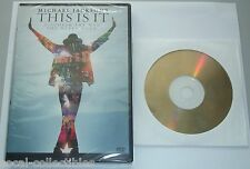 Michael Jackson HIStory Past Present & Future Disc 1 CD Lot This is It DVD New