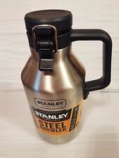 Stanley 64 oz Adventure Stainless Steel Growler BPA free Beer Coffee Thermos NEW