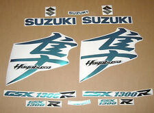 Hayabusa gsx1300r chameleon color decals sticker graphics kit set adhesives logo