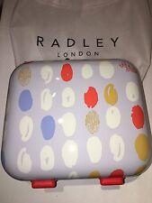 BNWT RADLEY DNA Print Vanity Case. Gift Idea!