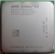 AMD Athlon 64 3400+, 939, 2,2 GHz, FSB 1000, 512 KB L2, ADA3400DAA4BY, 67 Watt