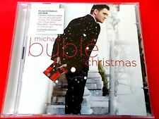 MICHAEL  BUBLE  -  THE CHRISTMAS ALBUM  CD  +  DVD  *EX / N.MINT*   18 TRACK