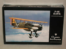 Classic Airframes 1/48 Scale P-6E Hawk  -  Factory Sealed