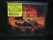 GALNERYUS Under The Force Of Courage JAPAN CD Katsu Ohta Nozomu Wakai's Destinia