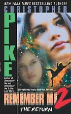 The Return No. 2 by Christopher Pike (1994, Paperback) - Remember Me 2