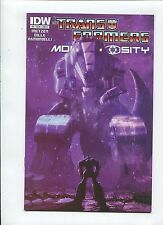 TRANSFORMERS MONSTROSITY #4 COVER B NM/M IDW