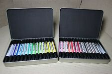 Letraset Promarker 2 box with 28 markers Choice of 148 Colours Promarkers NEW