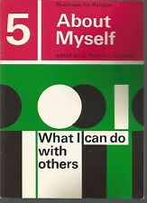 5 About Myself What I Can Do With Others Constance M Parker  PB 1971