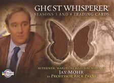 """Ghost Whisperer 3&4: G3&4-C14 Jay Mohr """"Professor Rick Payne"""" Costume Card"""