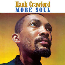 Hank Crawford – More Soul CD
