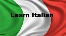 Learn Italian -100 Lessons Audio Book MP3 CD-iPod Friendly