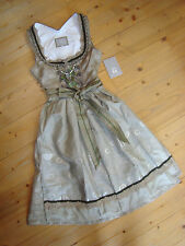 Holy Couture Dirndl Viktoria von Stockerpoint gold Gr. 46
